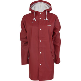 Tretorn Unisex Wings Rainjacket oak red